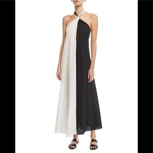 Mara Hoffman Lucille Halter Coverup dress